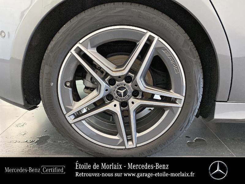 Mercedes Classe A 180 180 136ch AMG Line 7G-DCT Gris occasion à Saint Martin des Champs - photo n°16