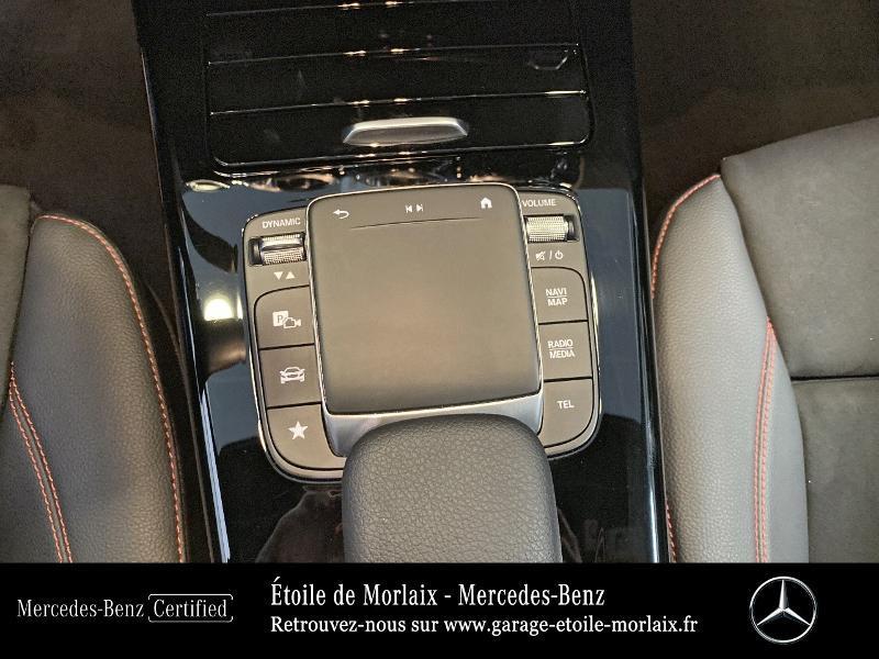 Mercedes Classe A 180 180 136ch AMG Line 7G-DCT Gris occasion à Saint Martin des Champs - photo n°18