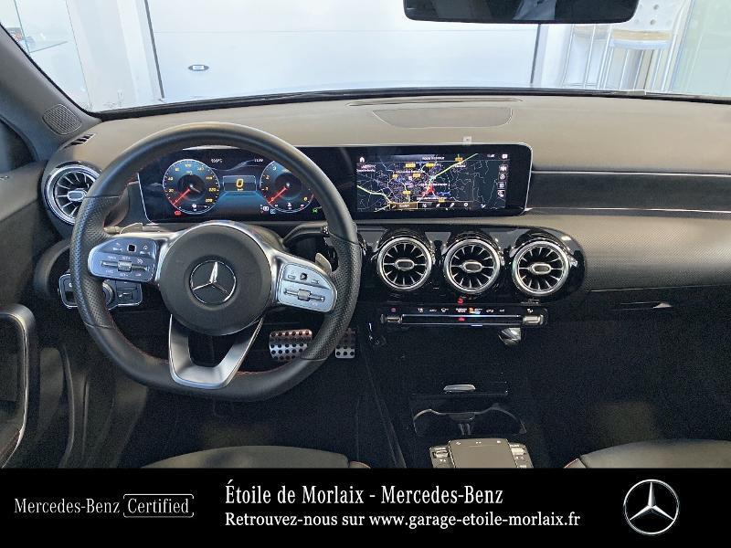 Mercedes Classe A 180 180 136ch AMG Line 7G-DCT Gris occasion à Saint Martin des Champs - photo n°6