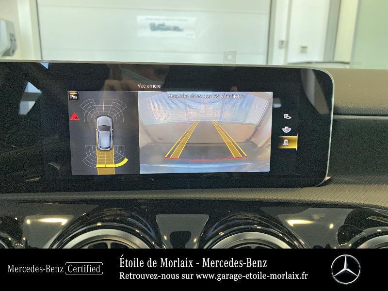 Mercedes Classe A 180 180 136ch AMG Line 7G-DCT Gris occasion à Saint Martin des Champs - photo n°20
