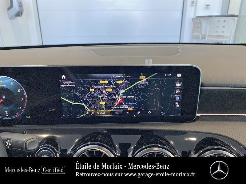 Mercedes Classe A 180 180 136ch AMG Line 7G-DCT Gris occasion à Saint Martin des Champs - photo n°8