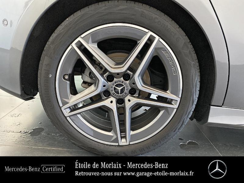 Mercedes Classe A 180 180 136ch AMG Line 7G-DCT Gris occasion à Saint Martin des Champs - photo n°14