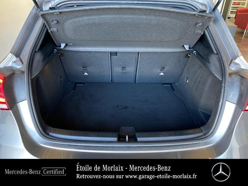 Mercedes Classe A 180 180 136ch AMG Line 7G-DCT Gris occasion à Saint Martin des Champs - photo n°12