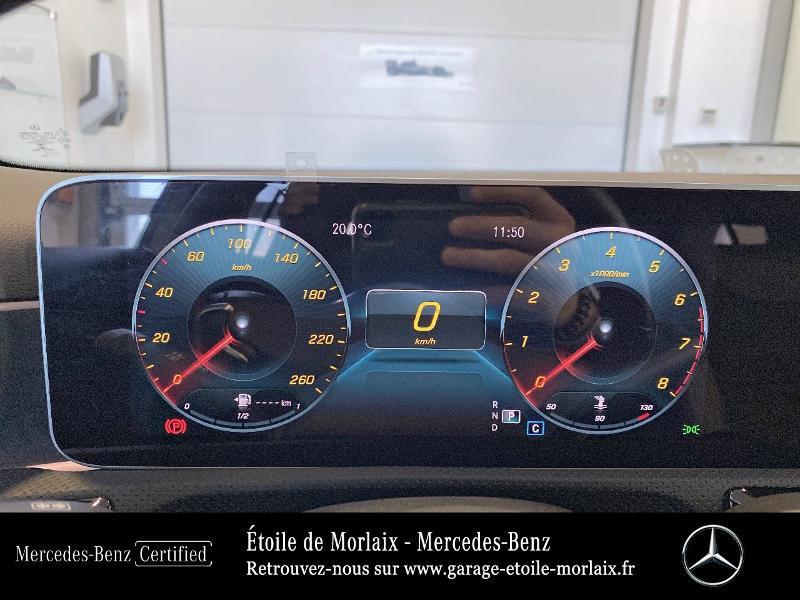Mercedes Classe A 180 180 136ch AMG Line 7G-DCT Gris occasion à Saint Martin des Champs - photo n°9