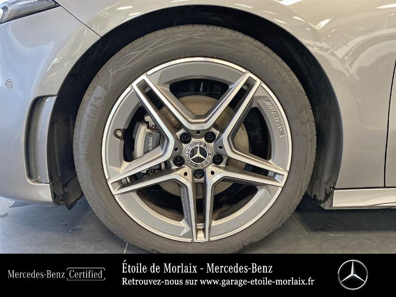 Mercedes Classe A 180 180 136ch AMG Line 7G-DCT Gris occasion à Saint Martin des Champs - photo n°13