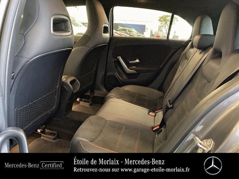 Mercedes Classe A 180 180 136ch AMG Line 7G-DCT Gris occasion à Saint Martin des Champs - photo n°11