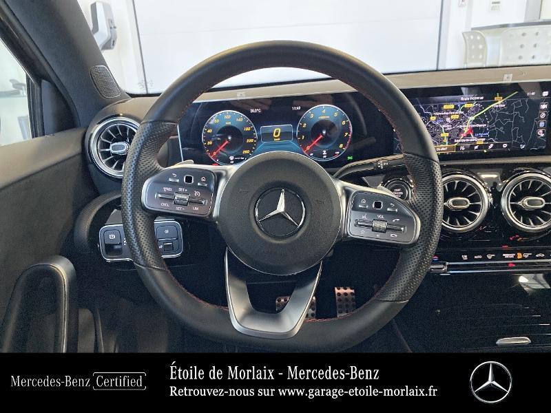 Mercedes Classe A 180 180 136ch AMG Line 7G-DCT Gris occasion à Saint Martin des Champs - photo n°7