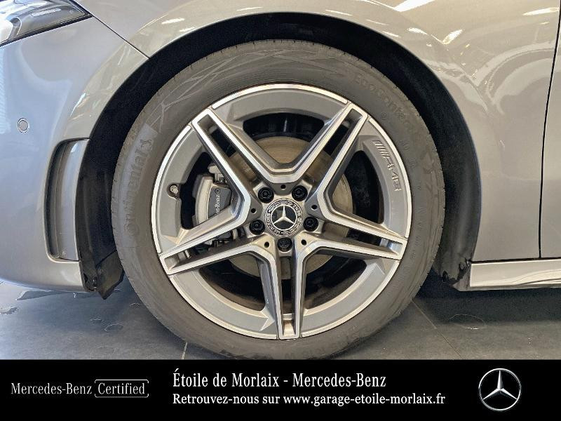 Mercedes Classe A 180 180 136ch AMG Line 7G-DCT Gris occasion à Saint Martin des Champs - photo n°15