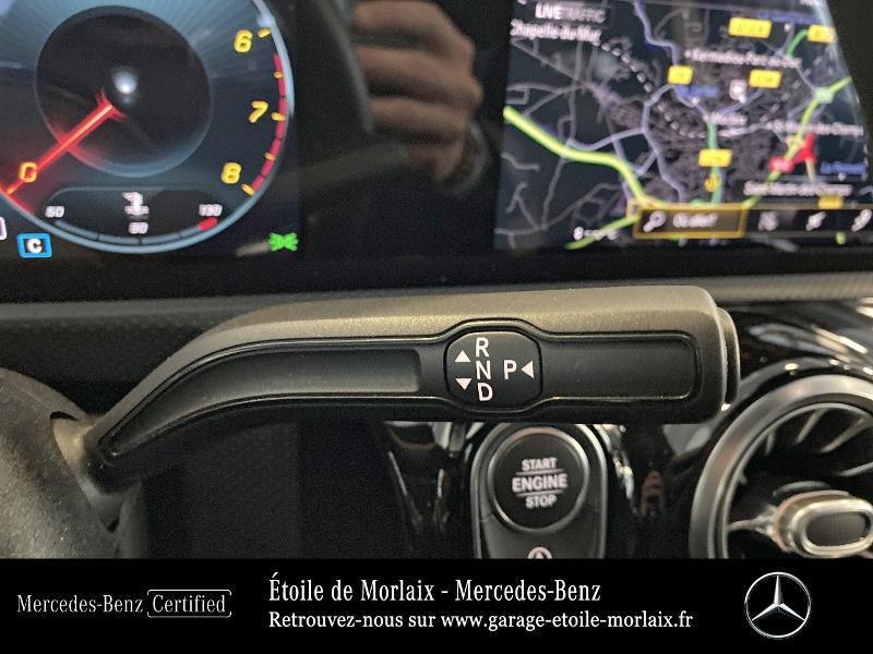 Mercedes Classe A 180 180 136ch AMG Line 7G-DCT Gris occasion à Saint Martin des Champs - photo n°10