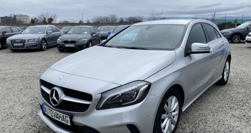 Mercedes Classe A 180 180 Business Executive 1re Main Gris occasion à VALENCE