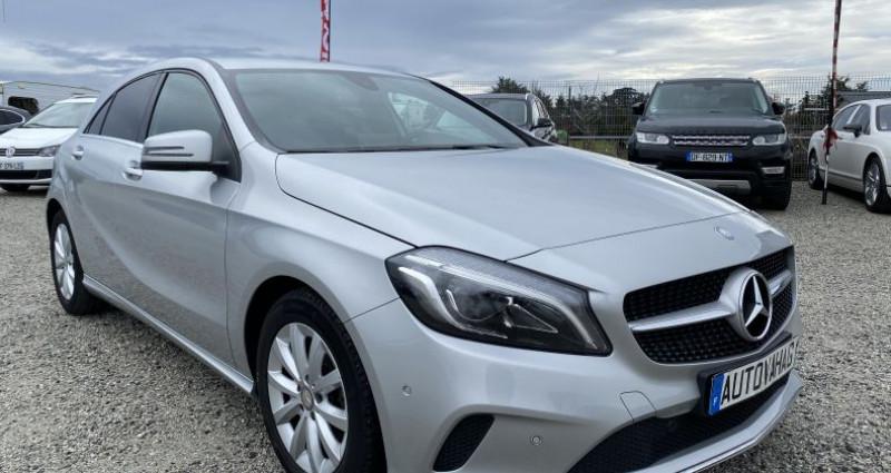 Mercedes Classe A 180 180 Business Executive 1re Main Gris occasion à VALENCE - photo n°3