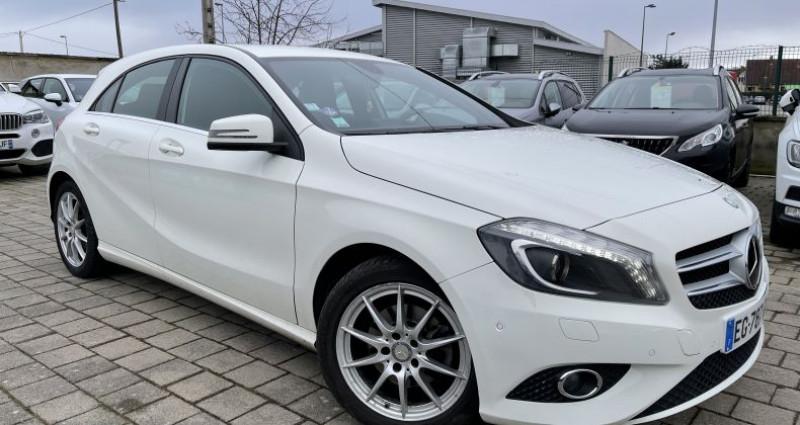 Mercedes Classe A 180 180 CDI Sensation 7G-DCT / GPS - 248/MOIS Blanc occasion à SELESTAT