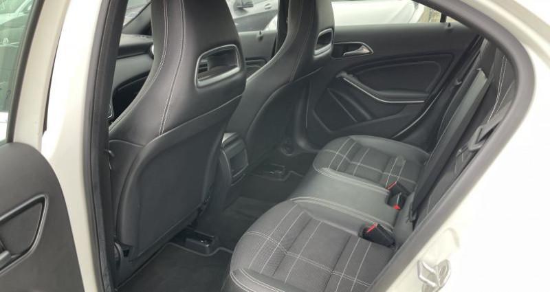 Mercedes Classe A 180 180 CDI Sensation 7G-DCT / GPS - 248/MOIS Blanc occasion à SELESTAT - photo n°7