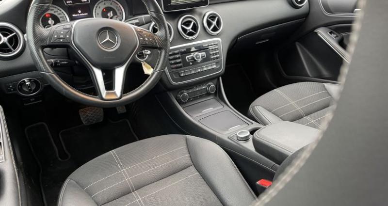 Mercedes Classe A 180 180 CDI Sensation 7G-DCT / GPS - 248/MOIS Blanc occasion à SELESTAT - photo n°6