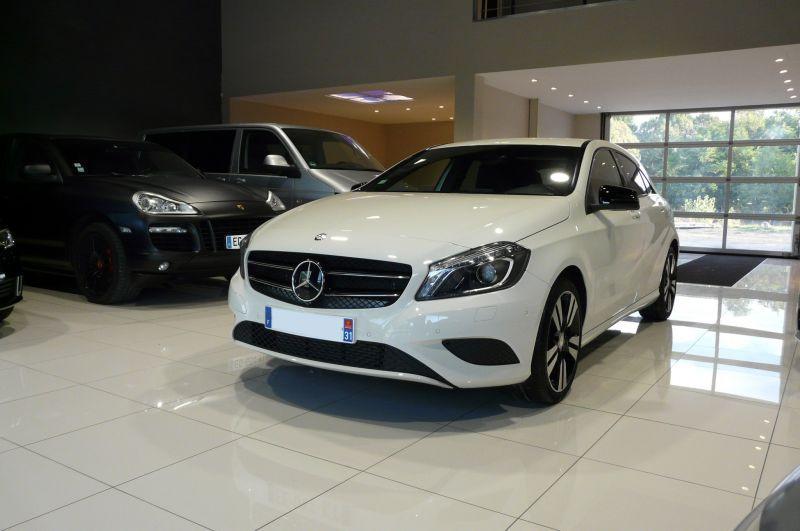 Mercedes Classe A 180 180 CDI Blanc occasion à Beaupuy