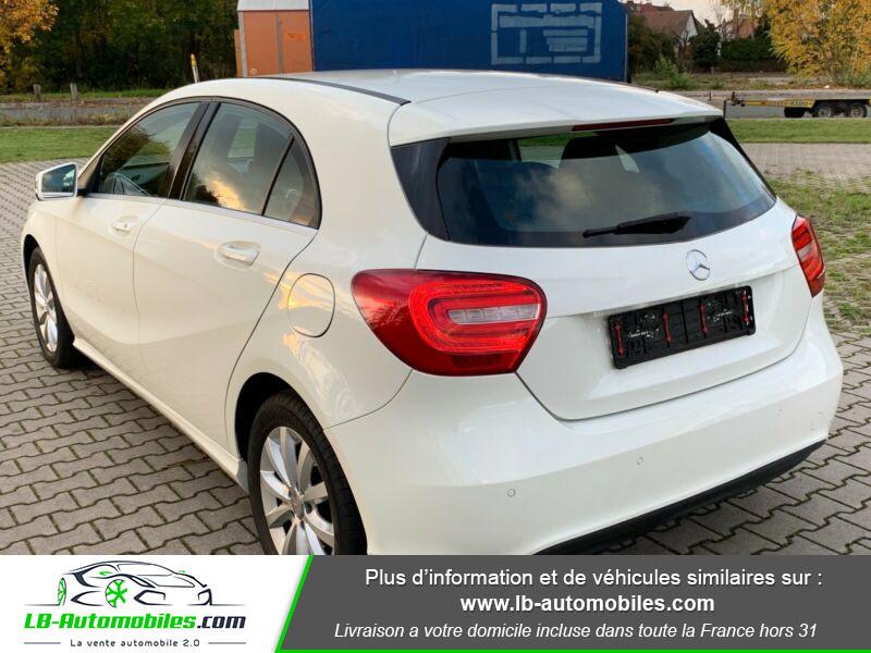 Mercedes Classe A 180 180 CDI Blanc occasion à Beaupuy - photo n°3