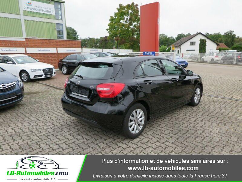 Mercedes Classe A 180 180 CDI Noir occasion à Beaupuy - photo n°3