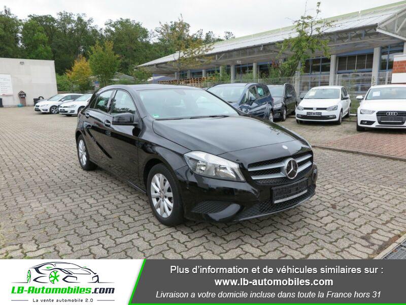 Mercedes Classe A 180 180 CDI Noir occasion à Beaupuy - photo n°10