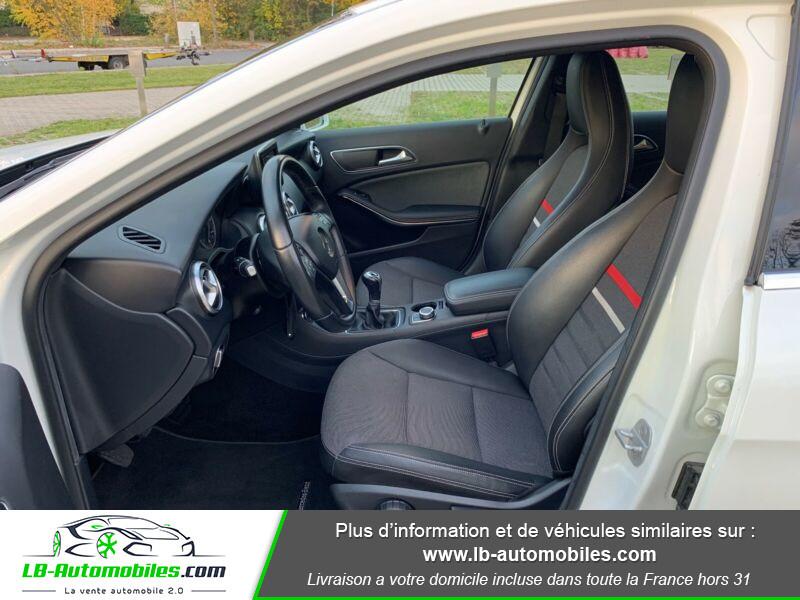 Mercedes Classe A 180 180 CDI Blanc occasion à Beaupuy - photo n°5