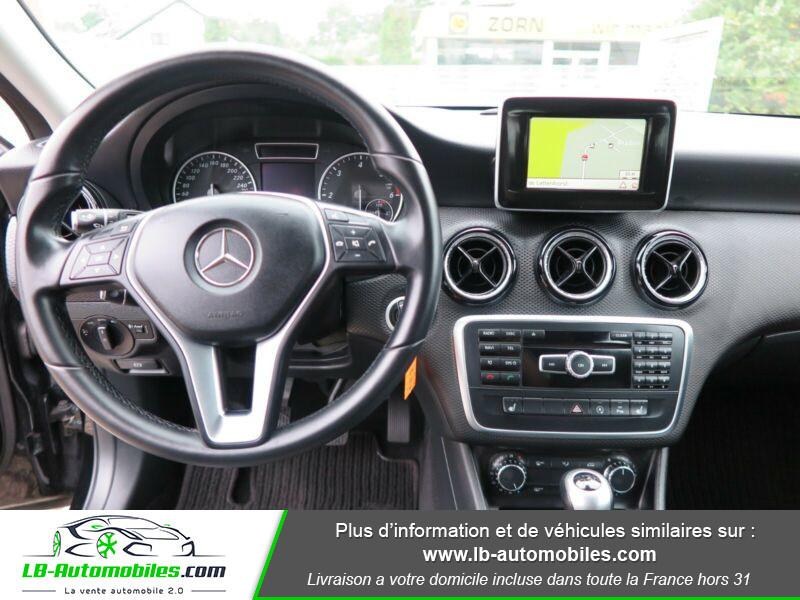 Mercedes Classe A 180 180 CDI Noir occasion à Beaupuy - photo n°2