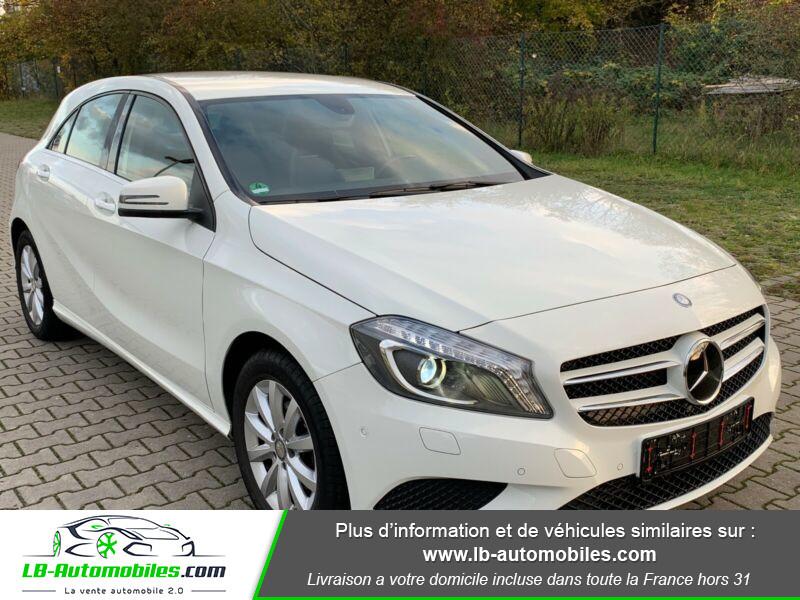 Mercedes Classe A 180 180 CDI Blanc occasion à Beaupuy - photo n°9