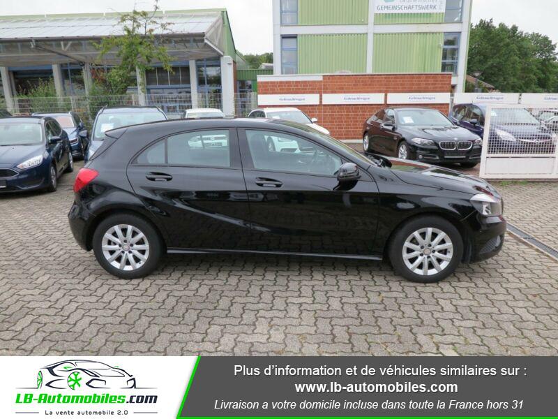 Mercedes Classe A 180 180 CDI Noir occasion à Beaupuy - photo n°11
