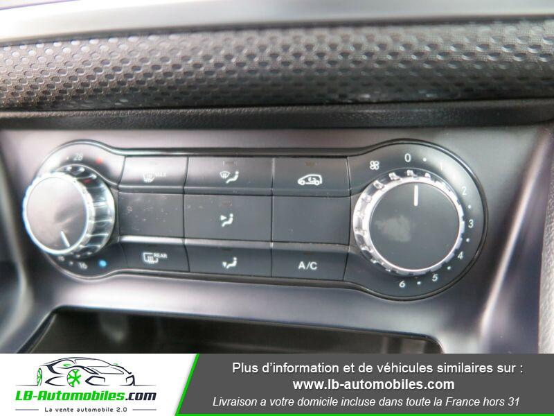 Mercedes Classe A 180 180 CDI Noir occasion à Beaupuy - photo n°7