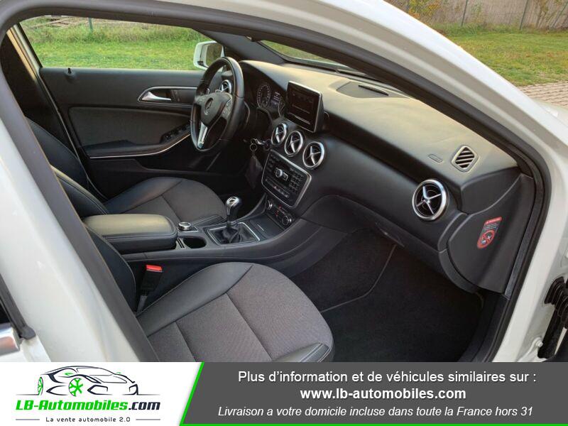 Mercedes Classe A 180 180 CDI Blanc occasion à Beaupuy - photo n°8