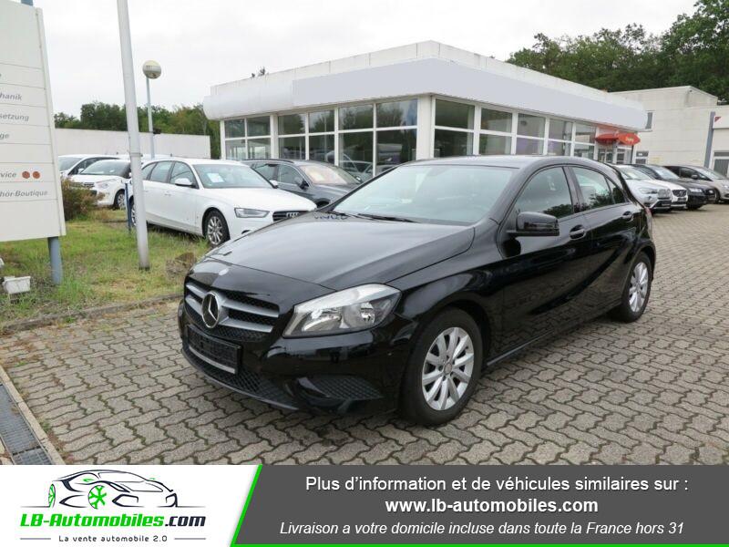 Mercedes Classe A 180 180 CDI Noir occasion à Beaupuy