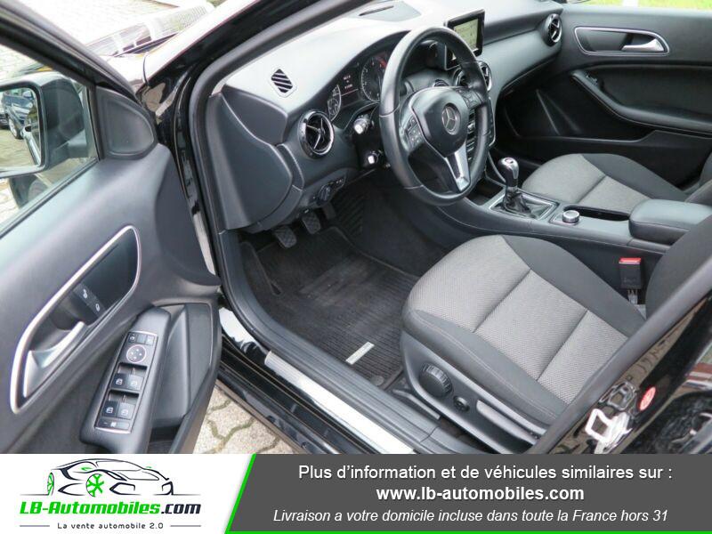 Mercedes Classe A 180 180 CDI Noir occasion à Beaupuy - photo n°4