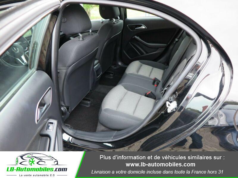 Mercedes Classe A 180 180 CDI Noir occasion à Beaupuy - photo n°5