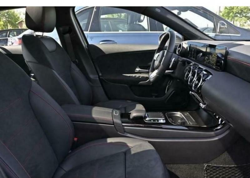 Mercedes Classe A 180 180 D 116CH AMG LINE 7G-DCT Gris occasion à Villenave-d'Ornon - photo n°6