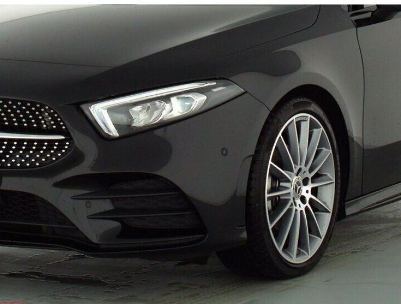 Mercedes Classe A 180 180 D 116CH AMG LINE 7G-DCT Noir occasion à Villenave-d'Ornon - photo n°7