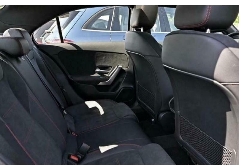 Mercedes Classe A 180 180 D 116CH AMG LINE 7G-DCT Gris occasion à Villenave-d'Ornon - photo n°7