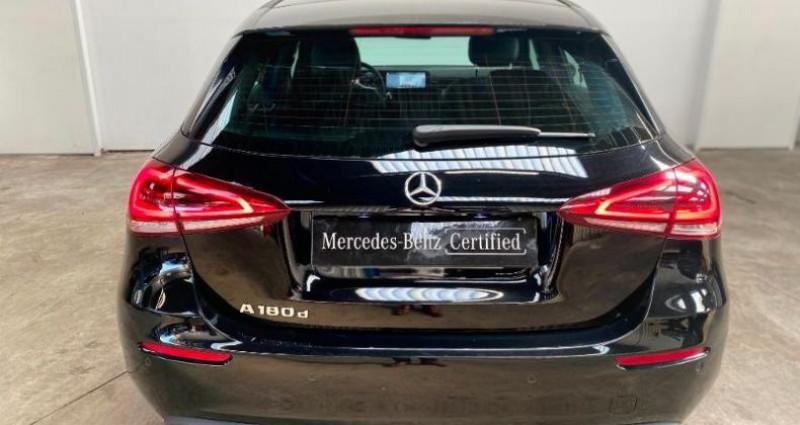 Mercedes Classe A 180 180 d 116ch Progressive Line 7G-DCT Noir occasion à Lens - photo n°6