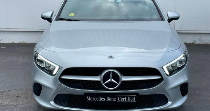 Mercedes Classe A 180 180 d 116ch Progressive Line 7G-DCT Argent occasion à Cambrai - photo n°5
