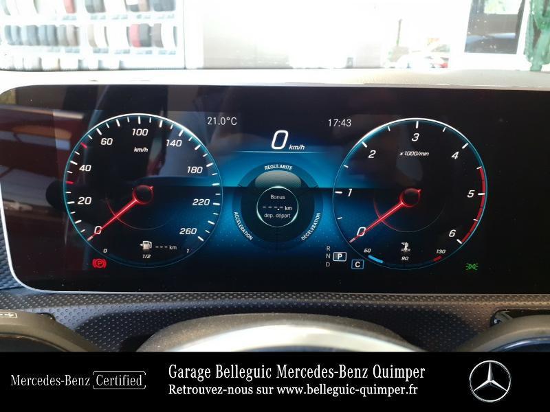 Mercedes Classe A 180 180 d 116ch Progressive Line 7G-DCT Rouge occasion à QUIMPER - photo n°9