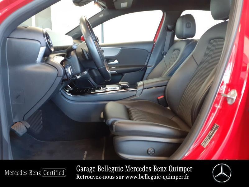 Mercedes Classe A 180 180 d 116ch Progressive Line 7G-DCT Rouge occasion à QUIMPER - photo n°17