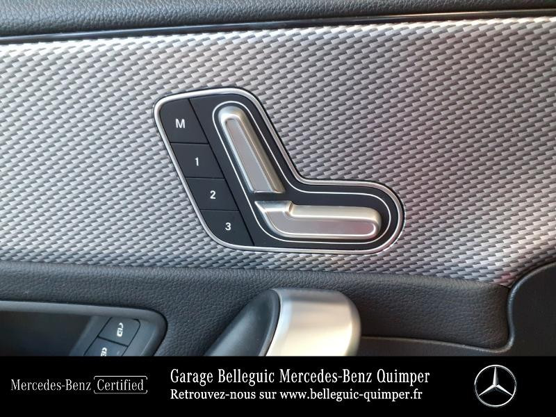Mercedes Classe A 180 180 d 116ch Progressive Line 7G-DCT Rouge occasion à QUIMPER - photo n°19