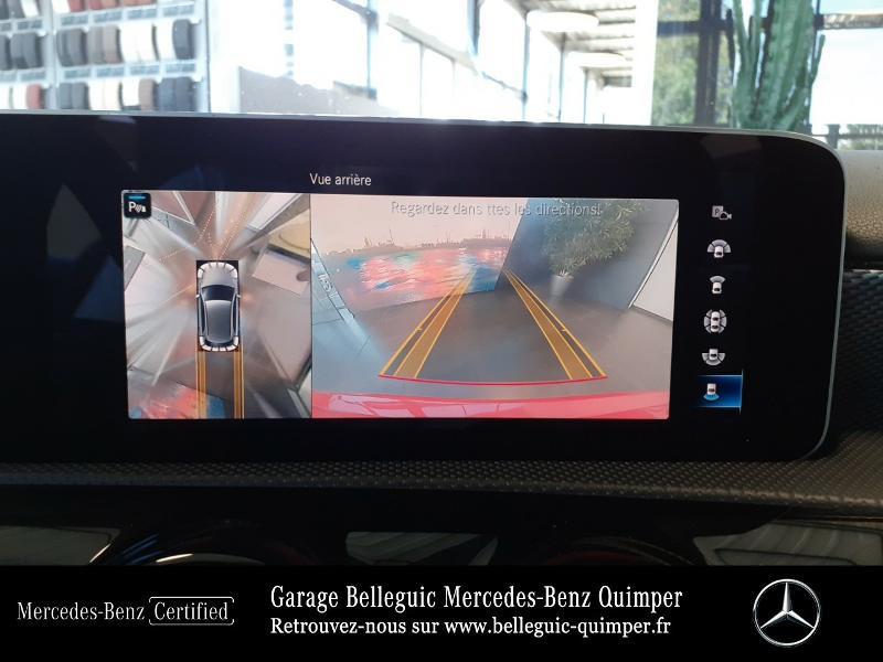 Mercedes Classe A 180 180 d 116ch Progressive Line 7G-DCT Rouge occasion à QUIMPER - photo n°20
