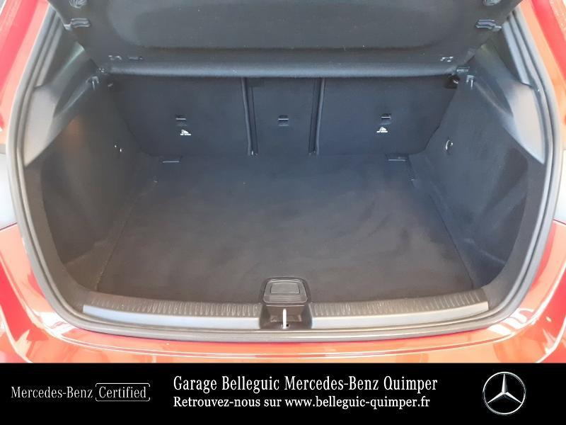 Mercedes Classe A 180 180 d 116ch Progressive Line 7G-DCT Rouge occasion à QUIMPER - photo n°12