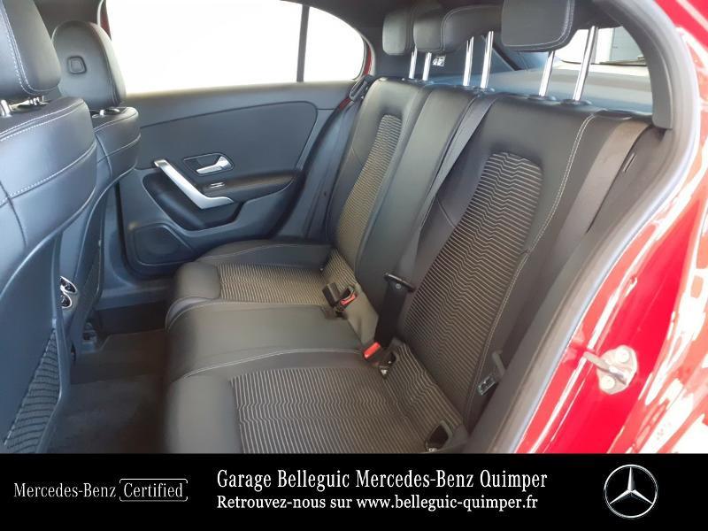 Mercedes Classe A 180 180 d 116ch Progressive Line 7G-DCT Rouge occasion à QUIMPER - photo n°11