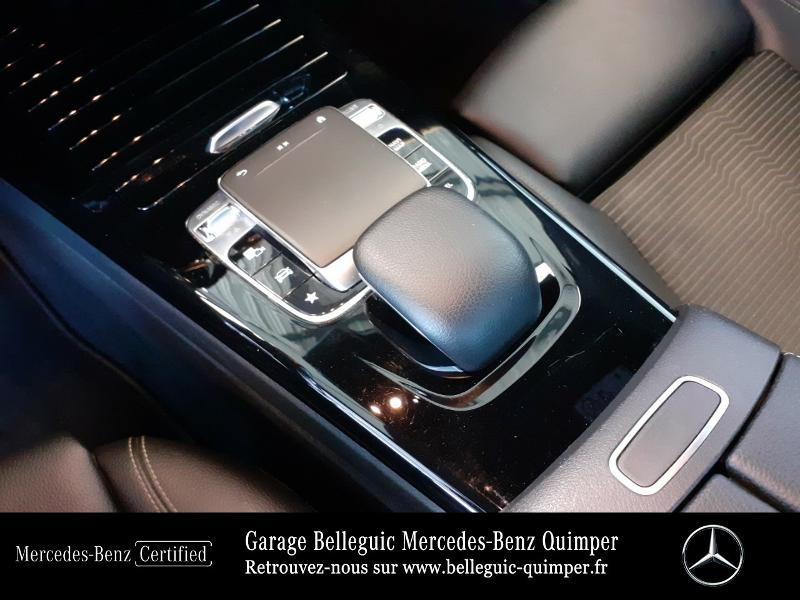 Mercedes Classe A 180 180 d 116ch Progressive Line 7G-DCT Rouge occasion à QUIMPER - photo n°10