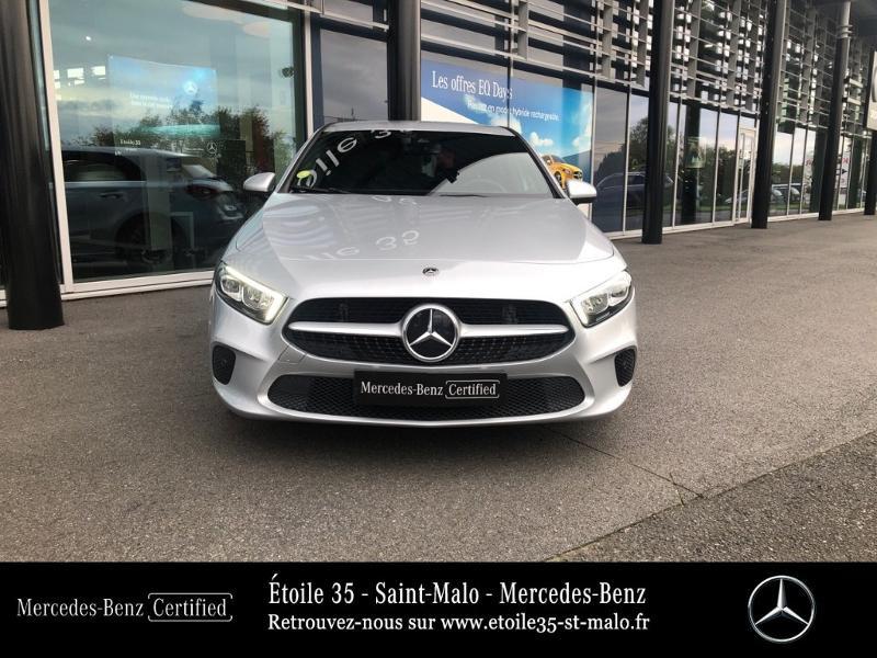 Mercedes Classe A 180 180 d 116ch Style Line 7G-DCT Gris occasion à SAINT-MALO - photo n°5