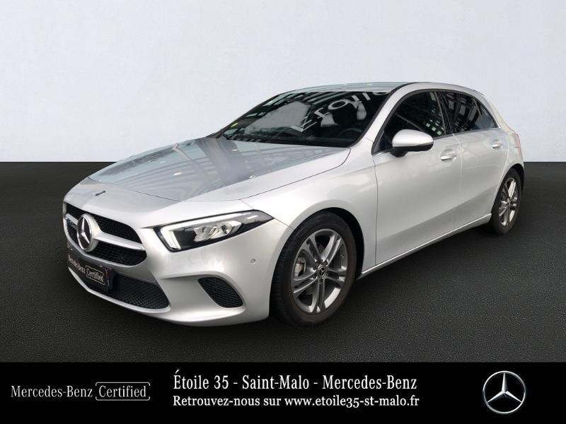 Mercedes Classe A 180 180 d 116ch Style Line 7G-DCT Gris occasion à SAINT-MALO