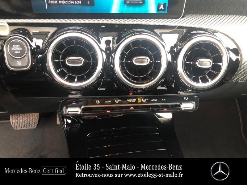 Mercedes Classe A 180 180 d 116ch Style Line 7G-DCT Gris occasion à SAINT-MALO - photo n°12