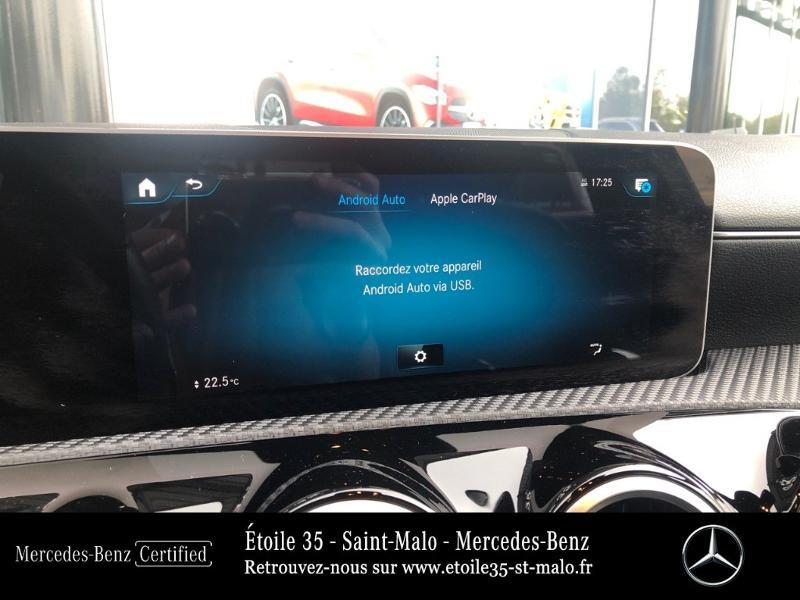 Mercedes Classe A 180 180 d 116ch Style Line 7G-DCT Gris occasion à SAINT-MALO - photo n°10