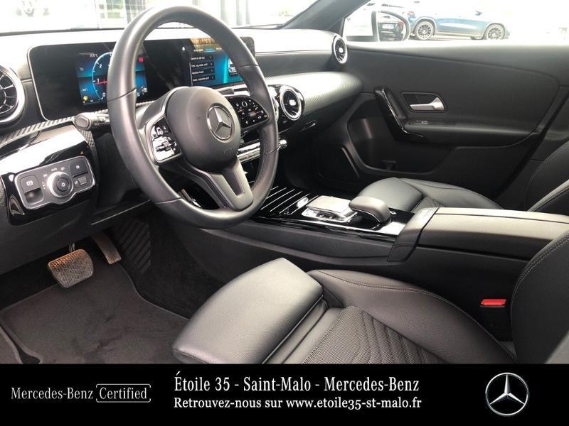 Mercedes Classe A 180 180 d 116ch Style Line 7G-DCT Gris occasion à SAINT-MALO - photo n°16