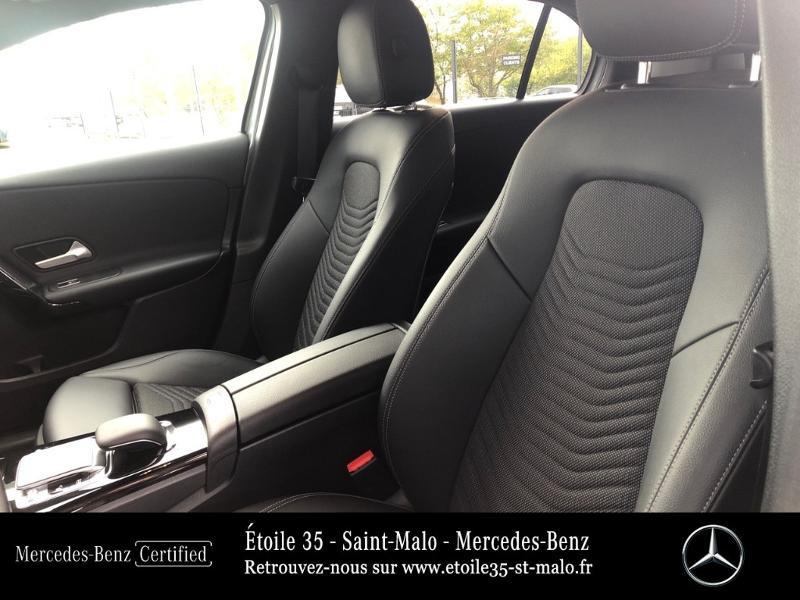 Mercedes Classe A 180 180 d 116ch Style Line 7G-DCT Gris occasion à SAINT-MALO - photo n°17