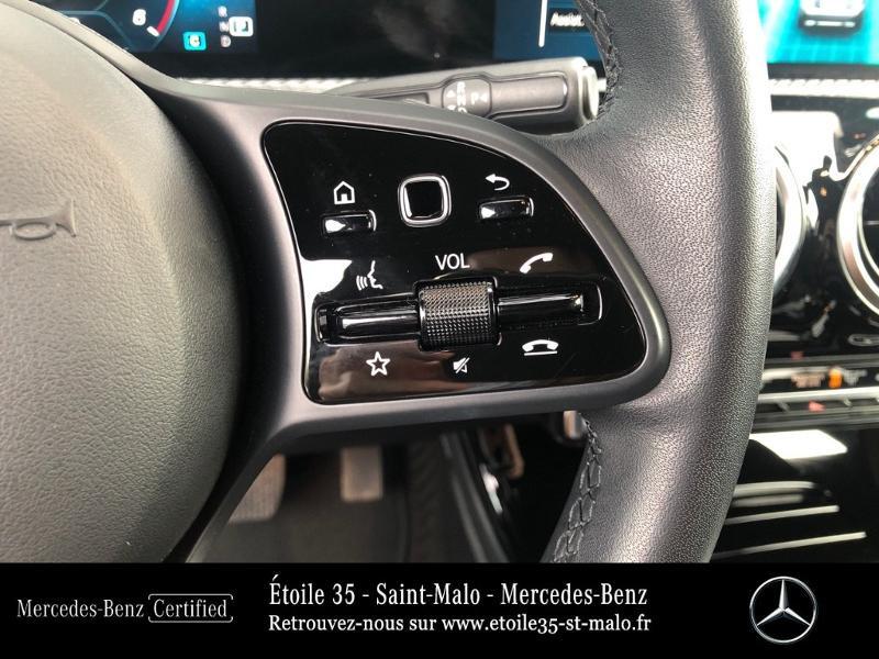 Mercedes Classe A 180 180 d 116ch Style Line 7G-DCT Gris occasion à SAINT-MALO - photo n°14